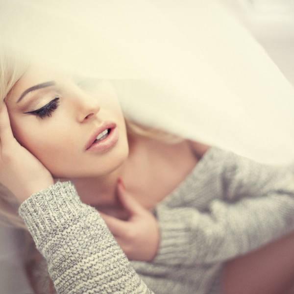 Model: Paula Tumala, makeup: Alicja Nowak, photo: Tomasz Zienkiewicz