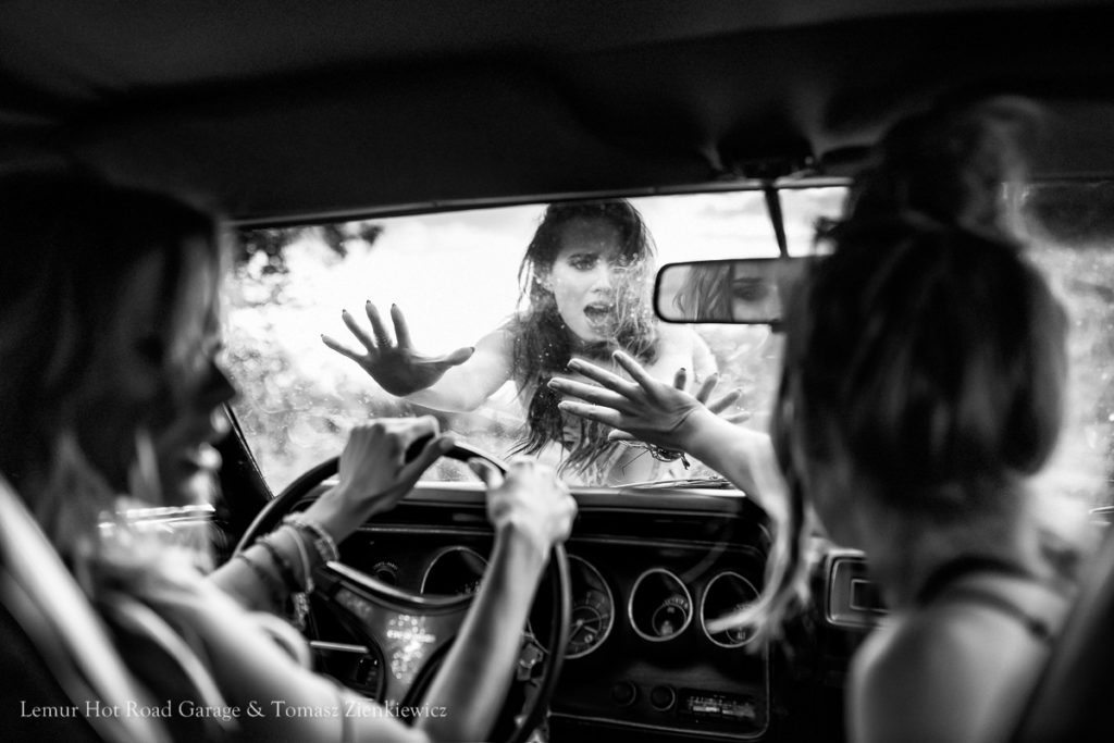 Lemur Hot Road Garage & Tomasz Zienkiewicz